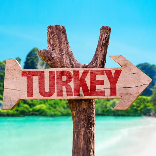 Südtürkei